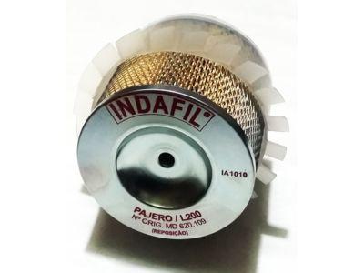 Filtros e Componentes: Filtro de Ar: Filtro de Ar da  L200 / Pajero 2.5  1996 em Diante