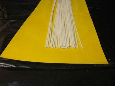 Produtos em Destaque: VARETA PVC REDONDA  3mm X 1000 PCT C/ 10