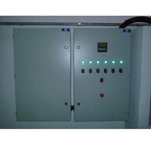 Produtos: Capacitores: Banco de Capacitor Automatico