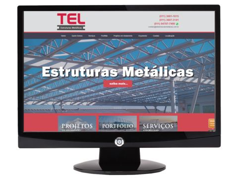 Tel Estruturas Metálicas