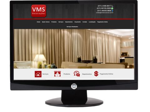 Vms decoracoes