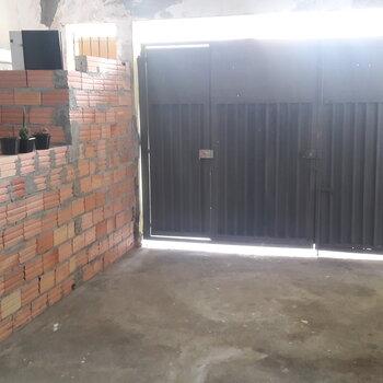 Casa Principal - Garagem